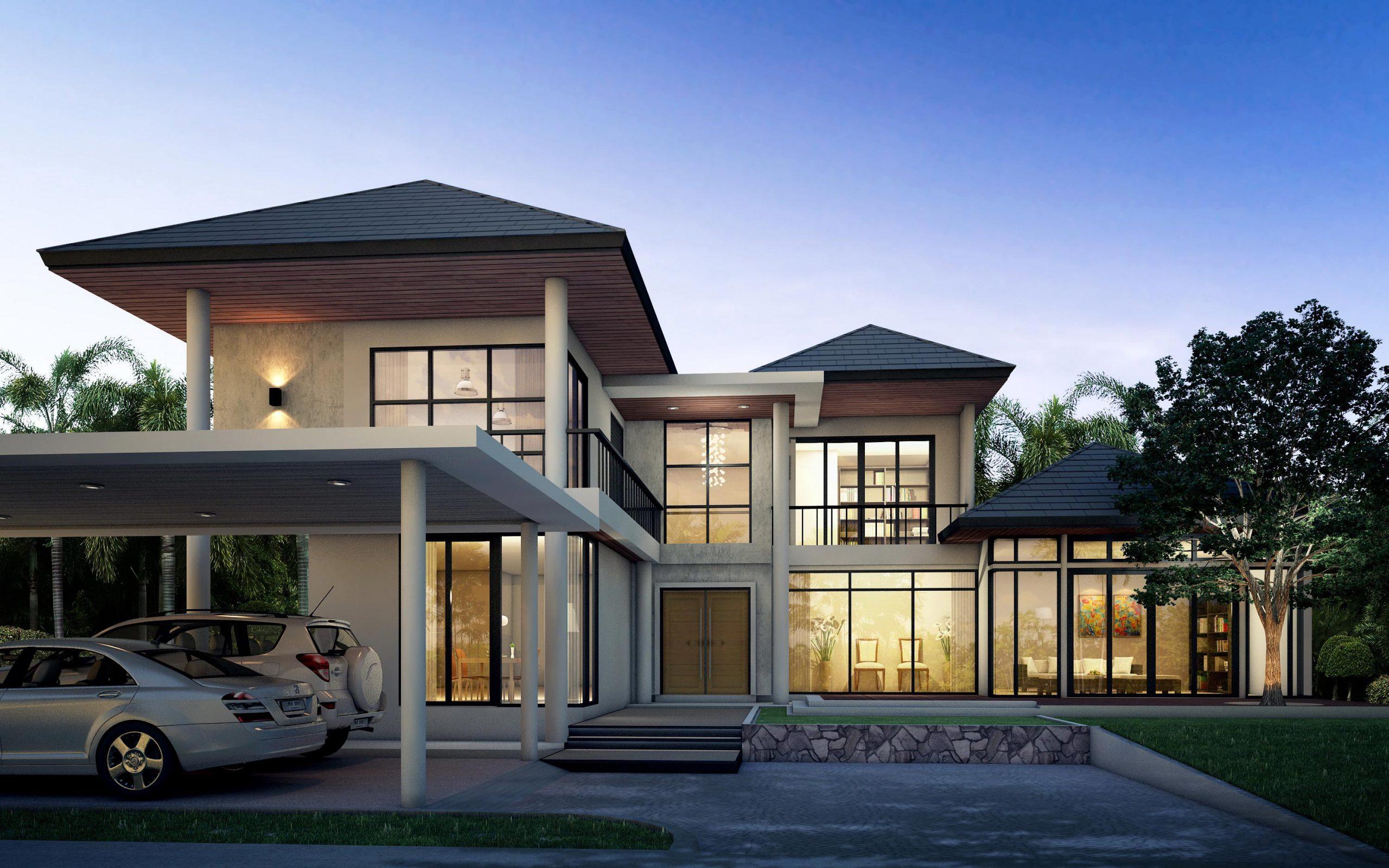 บริษัทรับสร้างบ้านAwiiHouse